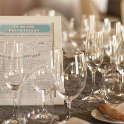 Protocolo de comportamiento: concurso de mesas! (Foto de Fotos NO: Juan Miguel Pla Jorrín y Maribel Mata)
