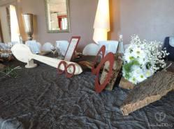 La mesa presidencial! Por supuesto, la cuchara! Infinitos e instrucciones del juego en cada mesa!!