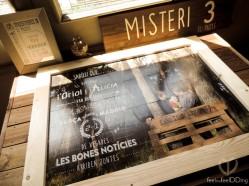 Misterio 3: el puzzle. ¡Aquí lo tenéis! Foto preciosa del preboda de Laia Ylla Foto