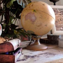 ¡Y un mundo de firmas! ¡Firma el globo en el lugar donde crees que deberían viajar Claudia y Cristian!