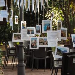 Exposición de fotos : EscapadAs se escribe con A. Rincón dedicado a sus escapadAs de fin de semana. Con una foto por escapada y una divertida anécdota escrita en cada una.