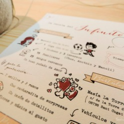 Detalles de la receta: incorporar amor al gusto!