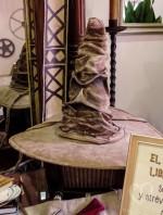 Y por último el Sombrero Seleccionador, para cualquier invitado que quisiera saber si también era de Gryffindor como la novia!
